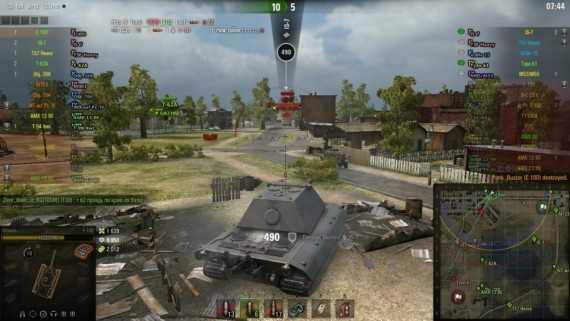 world of tanks protanki mod