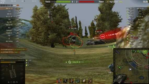 world of tanks american tanks