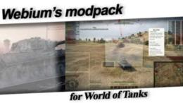 Webium's modpack for World of Tanks