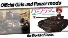 official girls und panzer mods