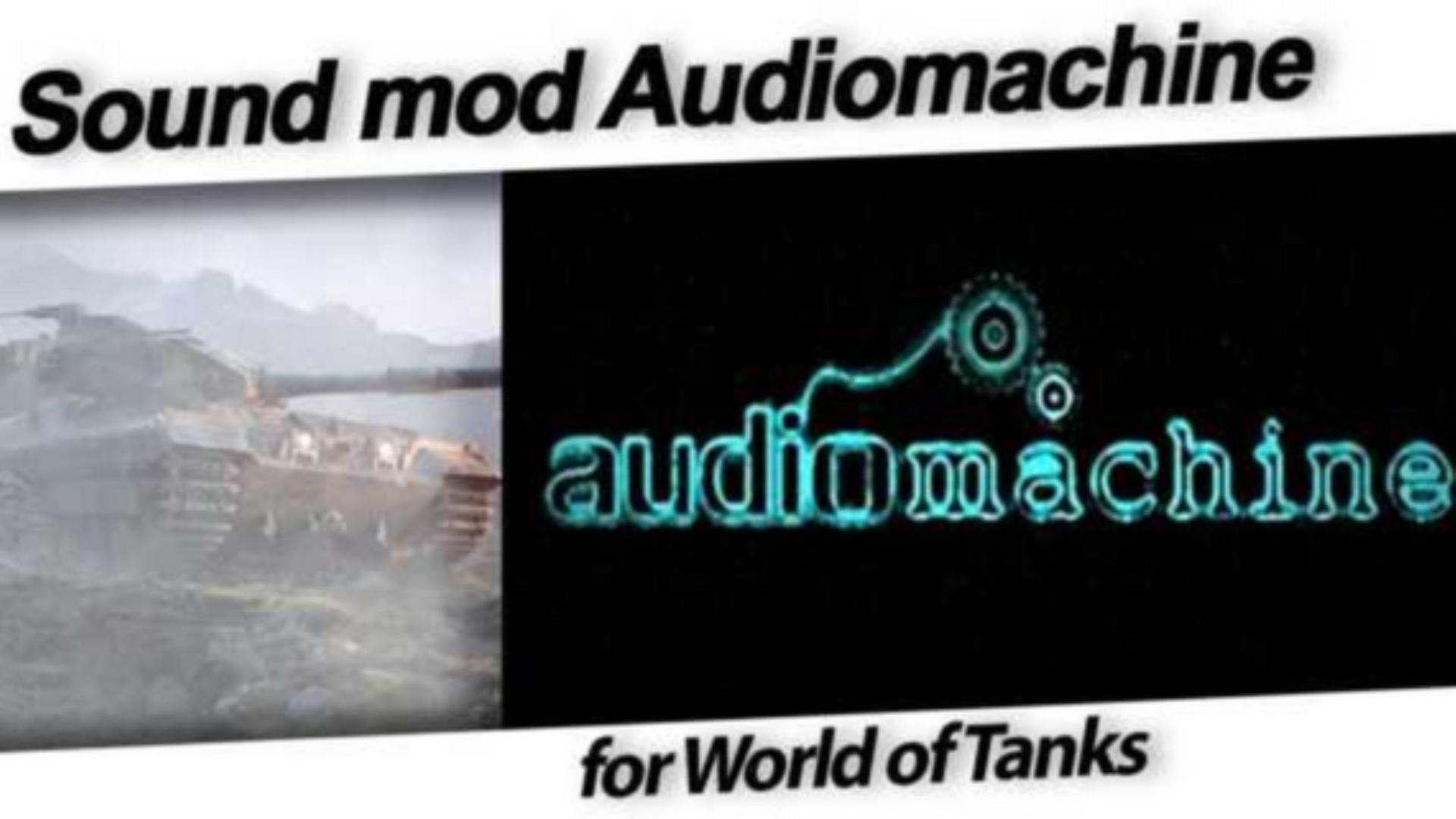 Audiomachine Sound Mod