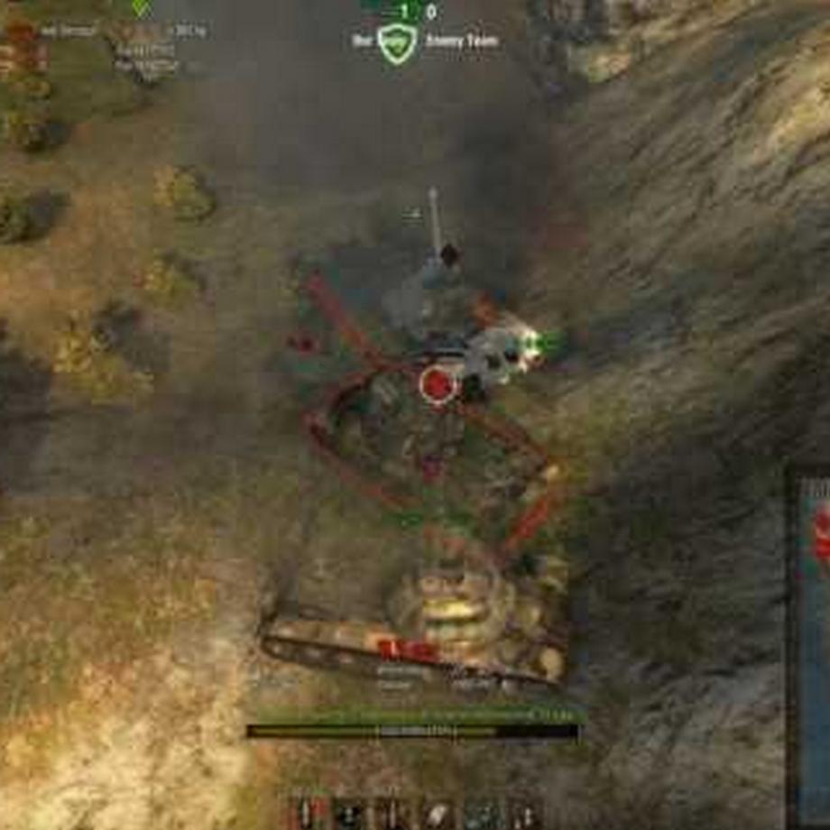 OMC ModPack Screenshot from battle 2