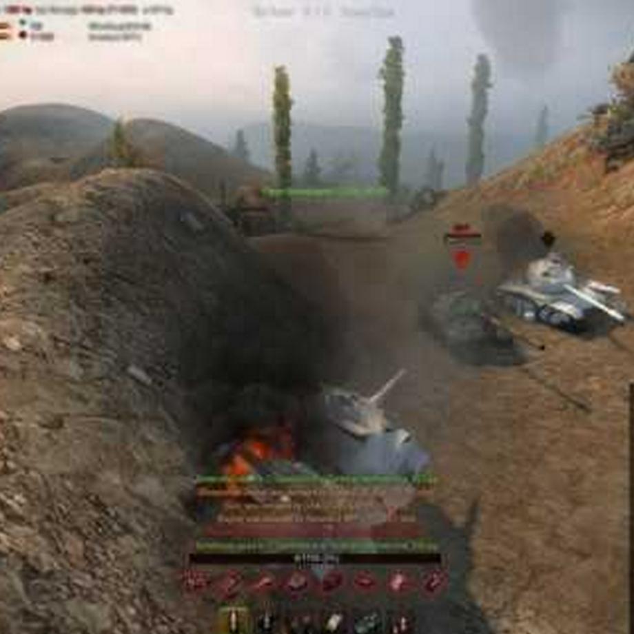 OMC ModPack Screenshot from battle