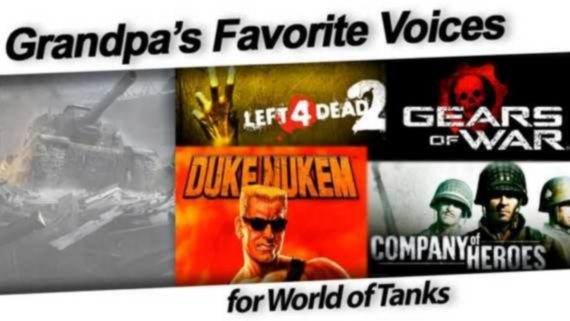 Grandpa's Favorite Voices and Sounds Mod