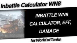 inbattle wn8 calculator eff damage