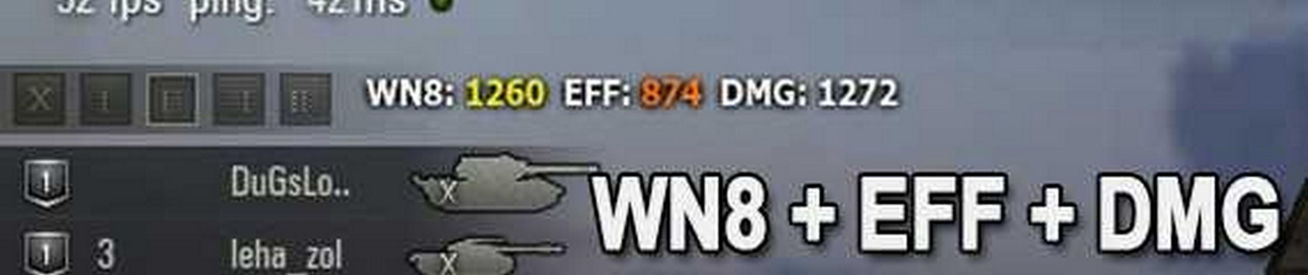 WN8 EFF DMG
