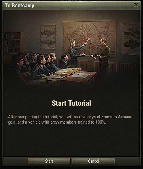 Start Bootcamp