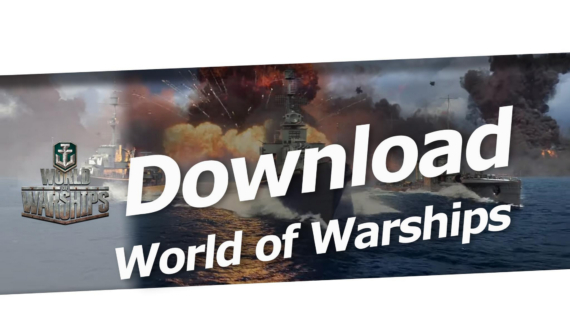 Free download game World of Warships for PC.