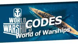 World of Warships redeem Wargaming code